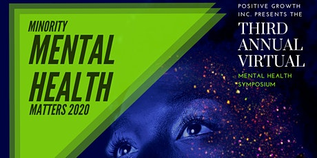 Minority Mental Health Matters 2020 tickets