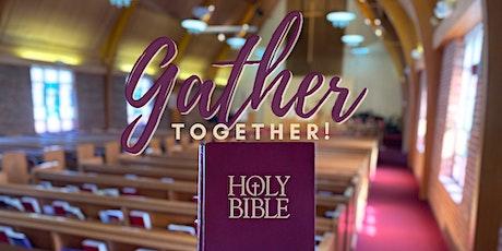 First Lutheran Church, SATURDAY EVENING Worship tickets