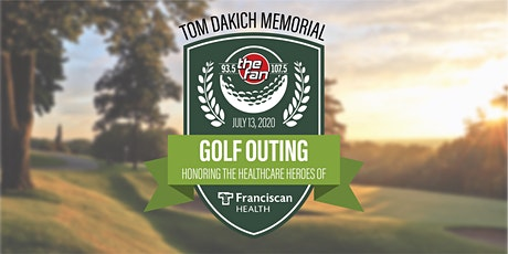 9th Annual Tom Dakich Memorial Golf Outing tickets