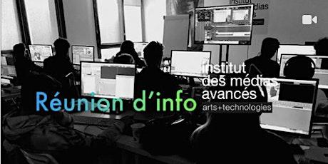 Lyon - Réunion d'Information billets
