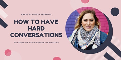 How to Have Hard Conversations tickets