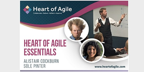 Heart of Agile Essentials July 25-26 tickets