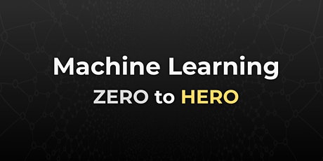 AWS Machine Learning Zero-to-Hero tickets