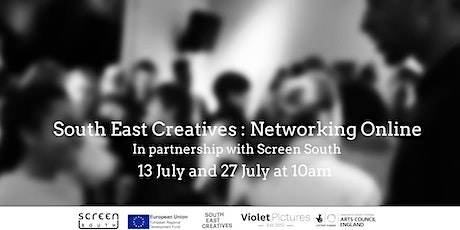 South East Creatives: Kent Filmmakers Networking Online tickets