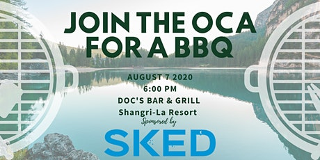 OCA BBQ Sponsored by SKED tickets