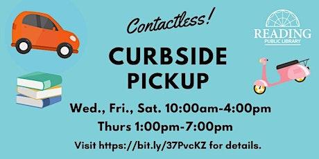 Curbside Pickup @ RPL tickets