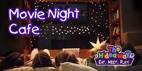 Movie Night Cafe - Black Panther tickets