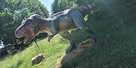 Dinosaur Drive-Thru:  Thursday July 23rd  - COVID 19 Safe tickets