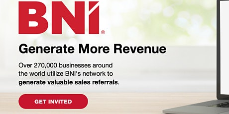 Business Networking with BNI Dartmouth Titans tickets