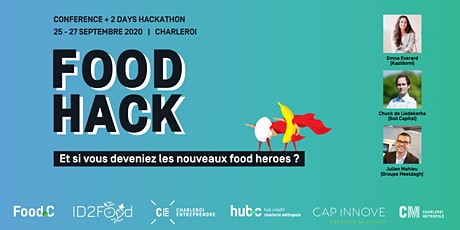 Food Hack Weekend billets