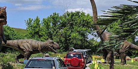 Dinosaur Drive-Thru:  Friday July 24th  - COVID 19 Safe tickets