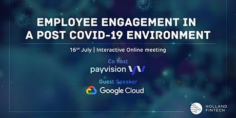 Employee Engagement in Post COVID-19 Environment tickets