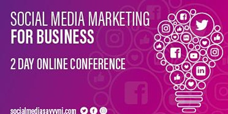 Social Media Savvy - The Online Conference! tickets