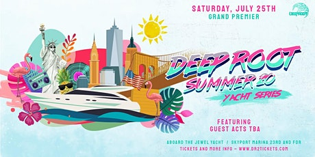 The Grand Premier | Jewel Yacht Party tickets