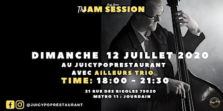 THE JAM SESSION ( Jazz ,Bossa ) billets