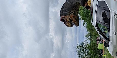 Dinosaur Drive-Thru:  Sunday July 26th  - COVID 19 Safe tickets