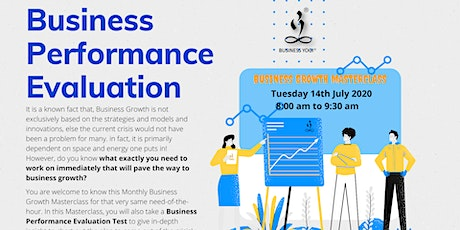Business Growth Masterclass tickets