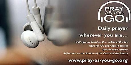 Contemplative Prayer tickets