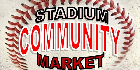 Community Market at Volcanoes Stadium tickets