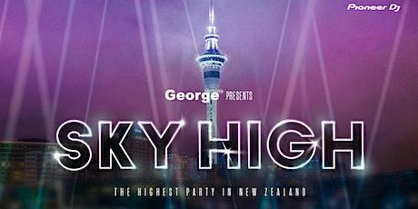 George FM Presents SKY HIGH | Saturday tickets