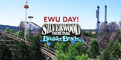 EWU Day at Silverwood tickets