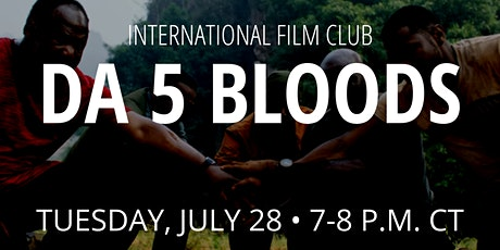 International Film Club: Da 5 Bloods tickets