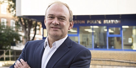 Lib Dem Leadership Election 2020 - 2019 PPC Q&A with ED Davey tickets