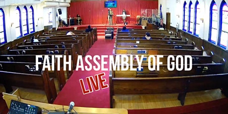 Faith Assembly Of God LIVE SERVICES tickets