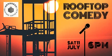 Rooftop Comedy #3 tickets