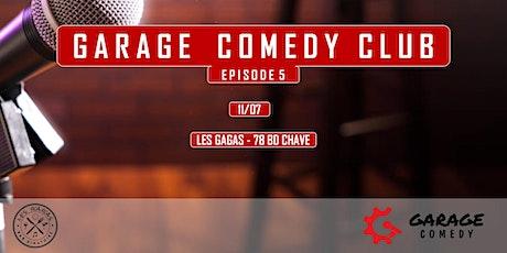 Garage Comedy Club billets