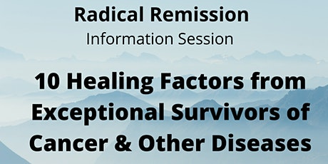 Free Radical Remission Information Session tickets