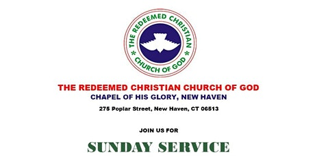 RCCG NEW HAVEN SUNDAY SERVICE tickets
