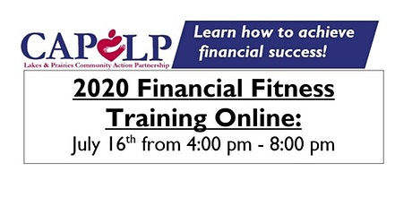 Financial Fitness ONLINE tickets