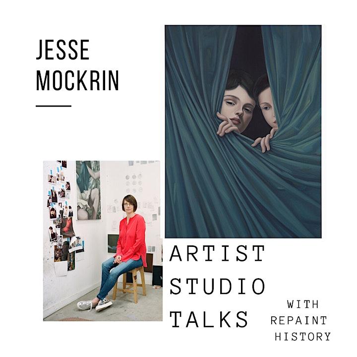 Repaint History Presents: Artist Studio Talks image