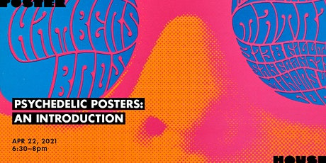 Psychedelic Posters: An Introduction tickets