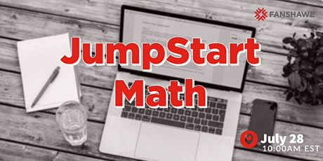 Fanshawe Academic Prep: JumpStart Math tickets