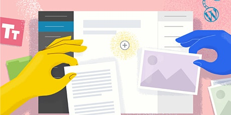 How to build a WordPress website tickets