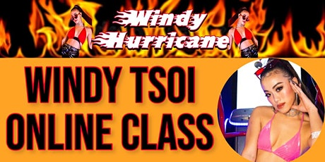 Windy Commercial Online Class | THURSDAY 9 July tickets