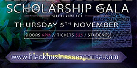 Black Business Expo USA Scholarship Awards tickets