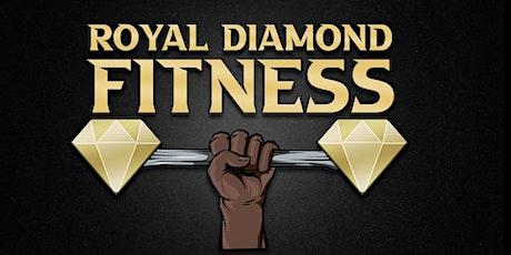 Royal Diamond Fitness Festival tickets