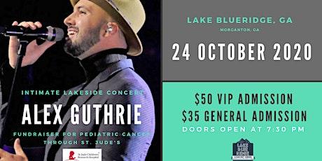 Alex Guthrie tickets