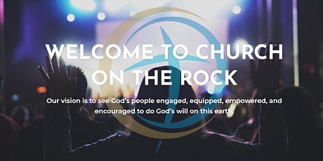 Church on the Rock-New Haven:  Sunday Service tickets