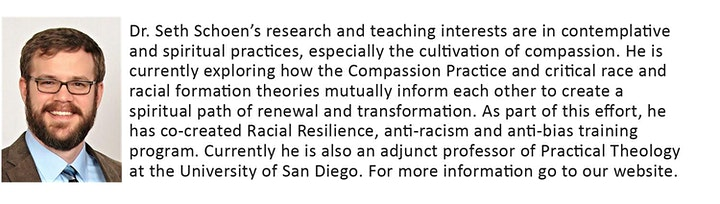 Racial Resilience: Anti-racism as Spiritual Praxis image
