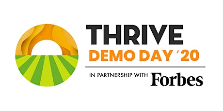 THRIVE Demo Day '20 Tickets