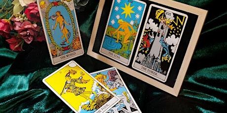 Embodiment of the Tarot: Exploring the Major Arcana tickets