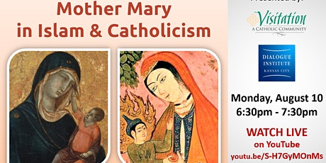 Mother Mary in Islam and Catholicism tickets