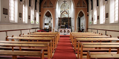 Thursday 12.15pm Mass at St Joseph's (15th Week of the Year) tickets
