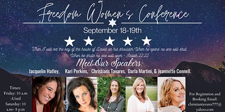 Freedom Women's Conference tickets