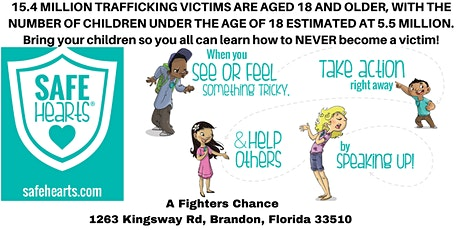 REFUSE TO BE A VICTIM (KIDS EDITION) tickets