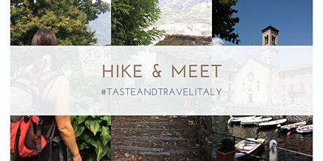 Hike & Meet (LAGO DI COMO) tickets